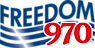 Townhall's Competitor - Freedom 970 logo