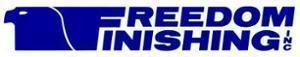 Freedom Finishing's Company logo