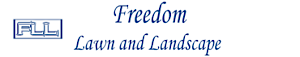 Freedom Lawn And Landscape's Company logo