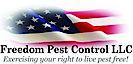 Freedom Pest Control's Company logo
