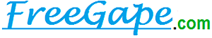 Freegape's Company logo