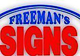 Freeman's Signs's Company logo
