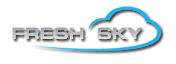 Fresh Sky Apparel's Company logo