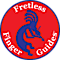Mackenzie Lerchen's Competitor - Fretless Finger Guides logo