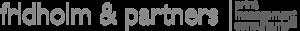 Fridholm & Partners Ab's Company logo