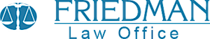 Friedman Law Office's Company logo