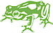 Nectar's Competitor - frog logo