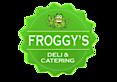 Froggys Deli & Catering's Company logo