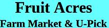 Fruit Acres Farms's Company logo