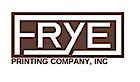 Frye Printing's Company logo