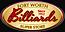 Ft Worth Billiards Logo