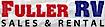 Fuller Motorhome Rental Logo