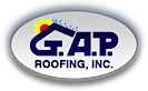 G.a.p. Roofing's Company logo