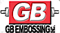G B Embossing Logo
