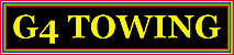 G4 Towing's Company logo