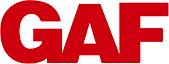 GAF's Company logo