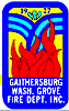 Gaithersburg - Washington Grove Volunteer Fire Department's Company logo