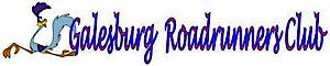 Galesburg Road Runners Club's Company logo