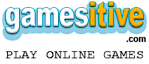 Gamesitive's Company logo