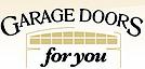 Garage Doors For You's Company logo