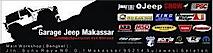 Garage Jeep Makassar's Company logo