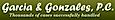Anaya-mckedy, P.c. - Criminal Defense Firm's Competitor - Garcia & Gonzales logo