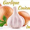 Garlique Onion's Company logo