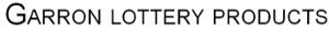 Garron Lottery Products's Company logo