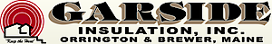 Garside Insulation's Company logo