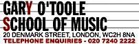 Gary O'toole School Of Music's Company logo