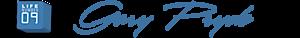 Gary Pryde's Company logo