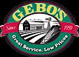 Gebo's Farm & Ranch Supplies's Company logo