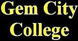 Gem City College's Company logo