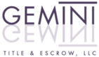 Gemini Title & Escrow's Company logo