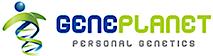 Geneplanet's Company logo