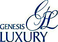 Genesis Luxury fashion's Company logo