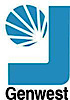 Genwest's Company logo