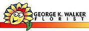 George K. Walker Florist's Company logo