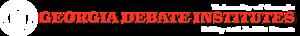 Georgia Debate Institutes's Company logo