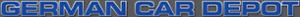 German Car Depot's Company logo