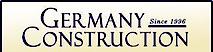Germany Construction's Company logo