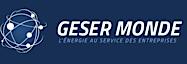 Geser Monde's Company logo