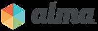 Alma's Company logo