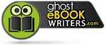 Ghost Ebook Writers's Company logo
