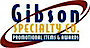 Premier Pest Services/robinson Termite's Competitor - Gibson Specialty logo