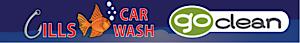 Gill's Carwash's Company logo