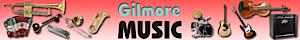Gilmore Music's Company logo