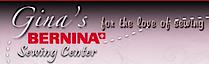 Gina's Bernina's Company logo