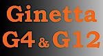 Ginetta G4 & G12's Company logo