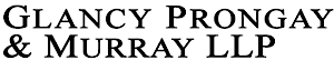 Glancy Prongay & Murray's Company logo
